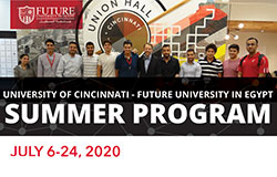 UC Summer Program 2020